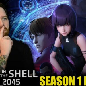 Ghost in the Shell SAC_2045 - Season 1 Review