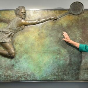 There's an 'ignorance on the left of politics' about Margaret Court's charitable work