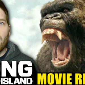 Kong: Skull Island - Movie Review