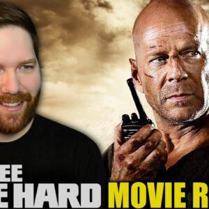 Live Free or Die Hard - Movie Review