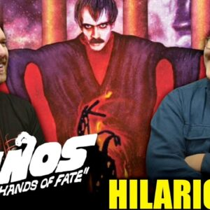 Manos: The Hands of Fate - Hilariocity Review