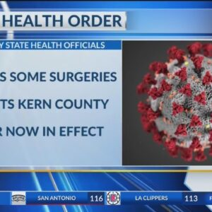 New state order requires delay of elective surgeries