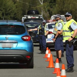 NSW police crack down on dangerous driving