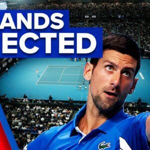 Coronavirus: Novak Djokovic quarantine demands rejected | 9 News Australia
