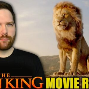 The Lion King - Movie Review