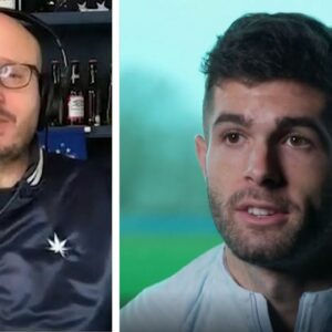 Men in Blazers: Christian Pulisic discusses being Chelsea No. 10, USMNT role model   NBC Sports