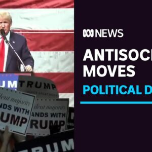 Twitter's decision to ban Donald Trump breaks open political divide in Australia   ABC News