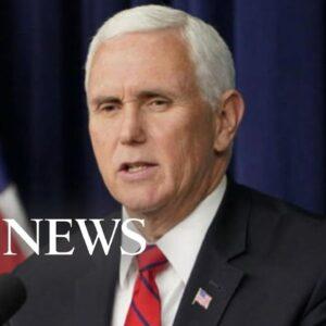 Trump faces 2nd impeachment unless Pence invokes 25th Amendment, Dems. say