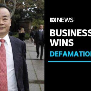 Businessman Chau Chak Wing awarded $590,000 in defamation case against ABC   ABC News