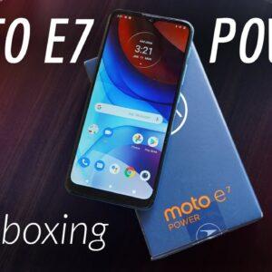 Moto E7 Power First Impressions: Big 5,000mAh Battery, MediaTek G25 SoC Under Rs. 10,000