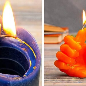 29 SWEET CANDLES you'll love to create