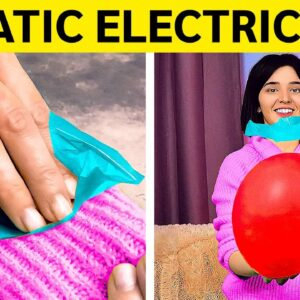 33 Mind-Blowing Science Experiments That You Can Easily Repeat!