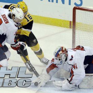 Washington Capitals vs. Pittsburgh Penguins   EXTENDED HIGHLIGHTS   2/16/21   NBC Sports