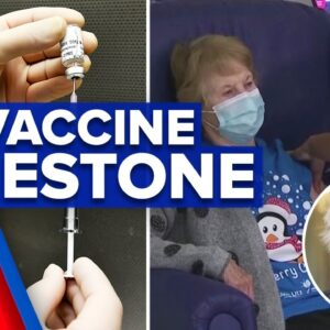 Coronavirus: UK vaccinates more than 15 million people   9 News Australia