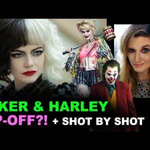Cruella Trailer BREAKDOWN - Disney's Joker & Harley Quinn RIP-OFF?!