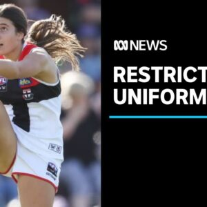 Push for more comfortable girls uniforms after concerns over high school sport drop outs   ABC News