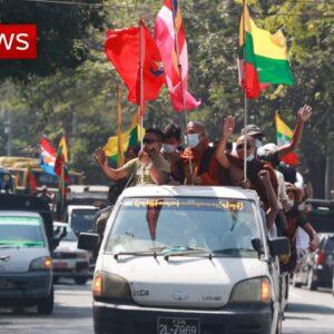 Myanmar coup: Army takes control & detains leader Aung San Suu Kyi