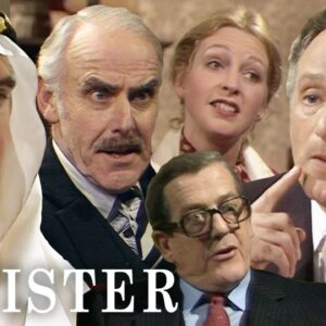 FUNNIEST MOMENTS of Yes, Minister Series 3   Yes, Minister   BBC Comedy Greats