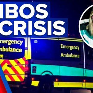 Paramedics struggle to keep up in Adelaide | 9 News Australia