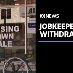 Treasury Department warns of job losses after JobKeeper | ABC News