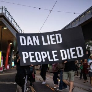 Victorians are 'absolutely livid' and no longer trust Daniel Andrews