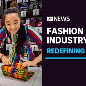 Fashion industry joins with not-for-profit to help those with disabilities get jobs   ABC News