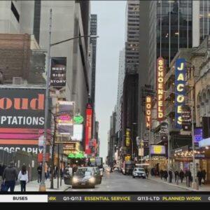 1 Year Since COVID Shut Down Broadway