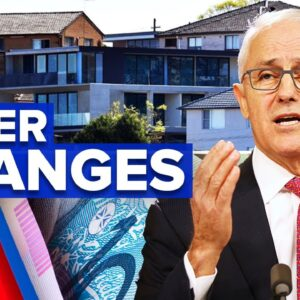 Concerns raised for plans to access super for property purchase | 9 News Australia