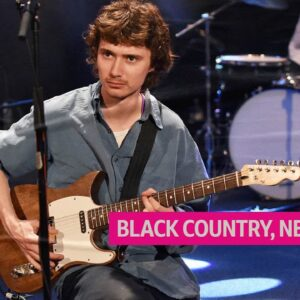 Black Country, New Road - Track X (6 Music Festival 2021)