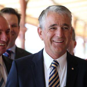 John Anderson to make a political comeback