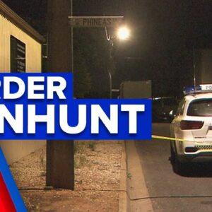 Man shot dead in suspected murder   9 News Australia