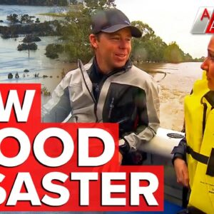 NSW Floods: 'Shock and disbelief' inside the flood zones   A Current Affair
