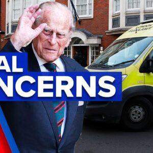 Prince Philip transferred to specialised hospital | 9 News Australia