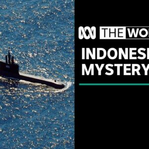 Indonesia orders optimal search effort for missing submarine crew   The World