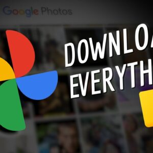 Out of Free Storage? Download All Photos and Videos From Google Photos at Once
