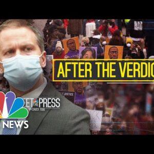 Meet The Press Broadcast (Full) - April 25th, 2021 | Meet The Press | NBC News
