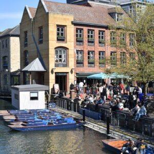 UK residents enjoying new freedoms amid easing of lockdown