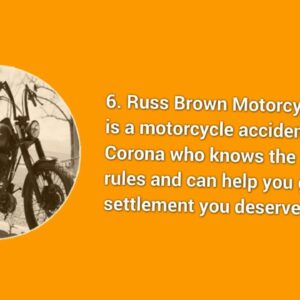 7 Top Things about Motorcycle Accident Attorneys in Corona